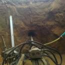 Protlak pod pozemní komunikací (podvrt)