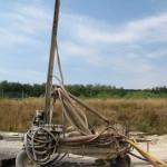 Vrtací souprava pro studny