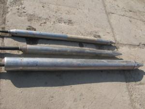 Zemní rakety pro pneumatický protlak